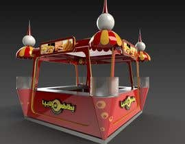 #25 untuk Redesigning Fast Food Kiosk oleh nadejdastudio