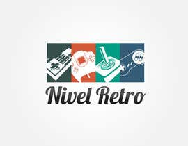 #2 for Design a Logo for «Retro Level» (retro gaming website) af Rosach