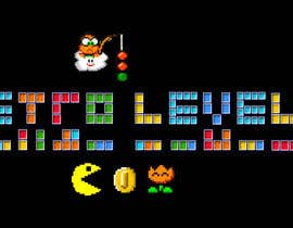 #46 untuk Design a Logo for «Retro Level» (retro gaming website) oleh gabymelove