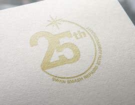 Nro 7 kilpailuun 25th Anniversary Logo käyttäjältä primadanny