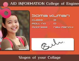 #49 for College ID Card design by rkstandalone