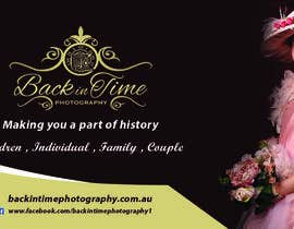 #8 untuk Design a Poster for Back in Time Photography (further work guaranteed, I need more posters) oleh shoraaa