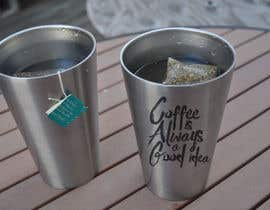 #16 cho Reusable coffee cup and lid design bởi yanvictor