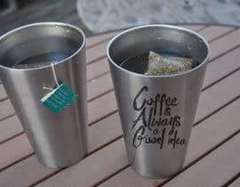 Nro 16 kilpailuun Reusable coffee cup and lid design käyttäjältä yanvictor