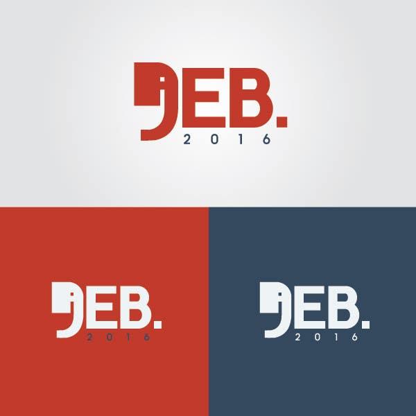 Inscrição nº 31 do Concurso para Redesign the campaign logo for U.S. presidential candidate Jeb Bush
