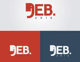 #31 para Redesign the campaign logo for U.S. presidential candidate Jeb Bush por osafa