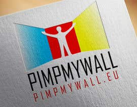 #4 untuk Zaprojektuj logo for pimpmywall oleh Serghii