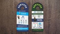 Graphic Design Inscrição do Concurso Nº12 para Design a Brochure for a Door Hanger- Investments and Business Services