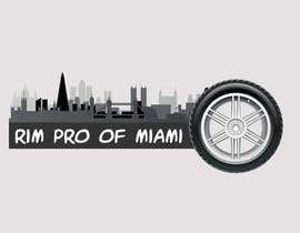 #6 for Design a Logo for Rims Pro of Miami af Gnaiber