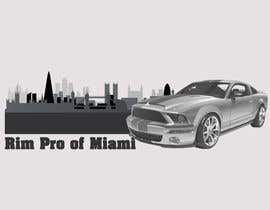 #7 for Design a Logo for Rims Pro of Miami af Gnaiber