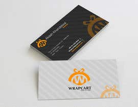 #34 para Design some Business Cards for Wrapcart.com por mahiweb123