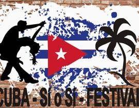 "MarekLont tarafından Design a Logo for ""Cuba - Sí o Sí - Festival"" için no 33"