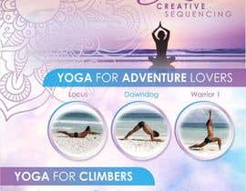 #7 untuk Design a Flyer (Poster) for a Yoga Travel Company oleh designciumas