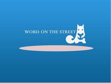RAIDAHKHALIDSYED tarafından Word on The Street Logo için no 55