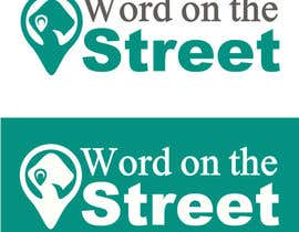 #25 untuk Word on The Street Logo oleh hicherazza