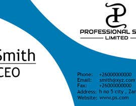 #7 untuk Professional Stars Limited- Brand Design and Company Profile oleh hamzahafeez2000