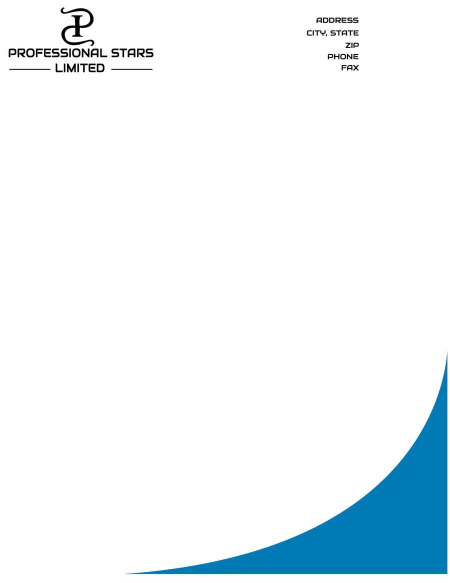 Penyertaan Peraduan #9 untuk Professional Stars Limited- Brand Design and Company Profile
