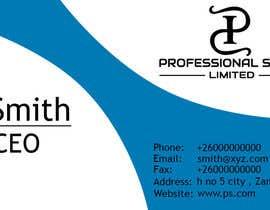 #17 cho Professional Stars Limited- Brand Design and Company Profile bởi hamzahafeez2000