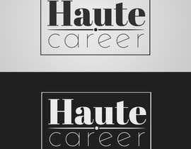 #2 for Design a Logo for HauteCareer by Tommy50