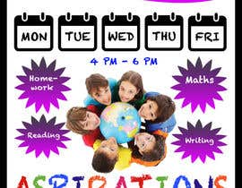 sumdindia tarafından flyer for a after school tuition. için no 2