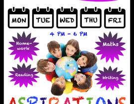 Nro 2 kilpailuun flyer for a after school tuition. käyttäjältä sumdindia