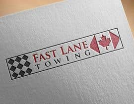 #26 for Design a Logo for Fast Lane Towing af dreamer509