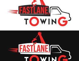 #7 for Design a Logo for Fast Lane Towing af edisonmanalo
