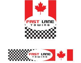 #29 cho Design a Logo for Fast Lane Towing bởi Helen2386
