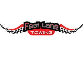 #4 for Design a Logo for Fast Lane Towing af antra442