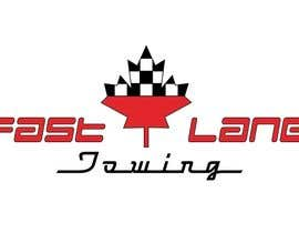 #32 for Design a Logo for Fast Lane Towing af LogoGenre