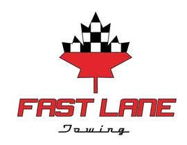 #35 for Design a Logo for Fast Lane Towing af LogoGenre