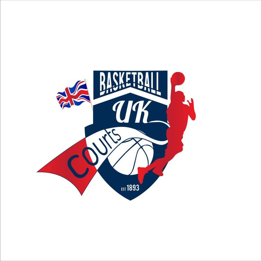 Bài tham dự cuộc thi #3 cho Design a Logo for ukbasketballcourts.com