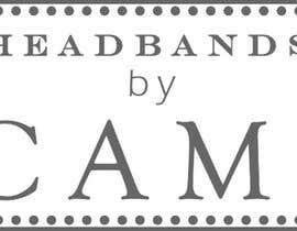 Prsakura tarafından Design a logo for Headbands by Cami için no 10