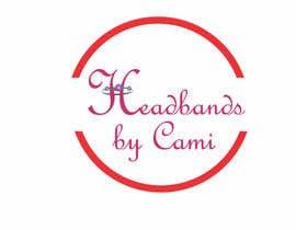 irfanrashid123 tarafından Design a logo for Headbands by Cami için no 2