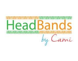 ahmedsalem375 tarafından Design a logo for Headbands by Cami için no 20
