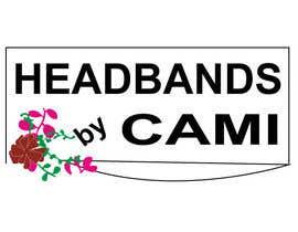 asaddiu tarafından Design a logo for Headbands by Cami için no 24