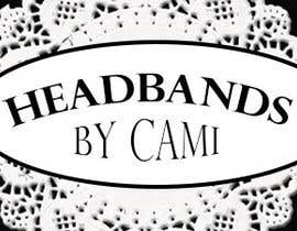 SilvinaBrough tarafından Design a logo for Headbands by Cami için no 11