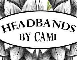 SilvinaBrough tarafından Design a logo for Headbands by Cami için no 14