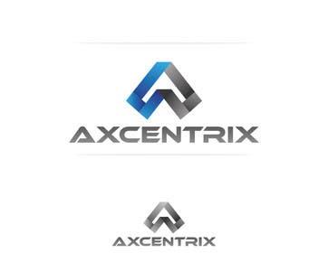 "Nro 10 kilpailuun Design a Logo for ""Axcentrix"" käyttäjältä feroznadeem01"