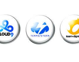 briangeneral tarafından Convert 20 Team Badges Into Badge Icons For Esports teams için no 29