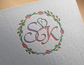 #41 for SK wedding monogram by open2010