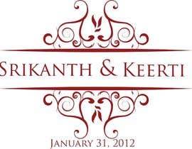 #37 for SK wedding monogram by kushallalan31