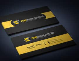 #309 untuk Design some Business Cards for Rebounce oleh Habib919000
