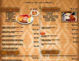 #3 cho Design a Restaurant Menu For Breakfast bởi Gohnm