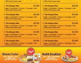#12 cho Design a Restaurant Menu For Breakfast bởi Habib919000