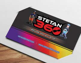 #14 for Design some Business Cards for Stetan360 by ashanurzaman
