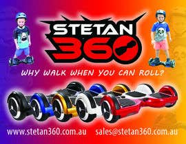 #2 for Design some Business Cards for Stetan360 by payettedesign