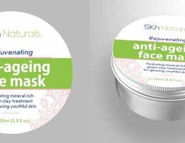 #56 untuk Create Print and Packaging Designs for Natural Skincare Product oleh antoanetabg