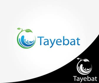 Nro 125 kilpailuun Design a Logo for Tayebat water käyttäjältä alikarovaliya