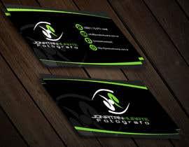 Nro 25 kilpailuun Diseñar tarjetas personales con mi logo käyttäjältä pherval